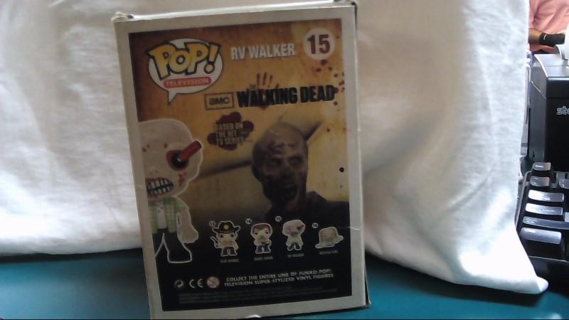 WALKING DEAD TOYS-Funko Pop Rv Walker 15