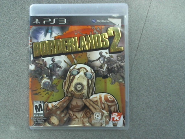 SONY Sony PlayStation 3 Game BORDERLANDS 2