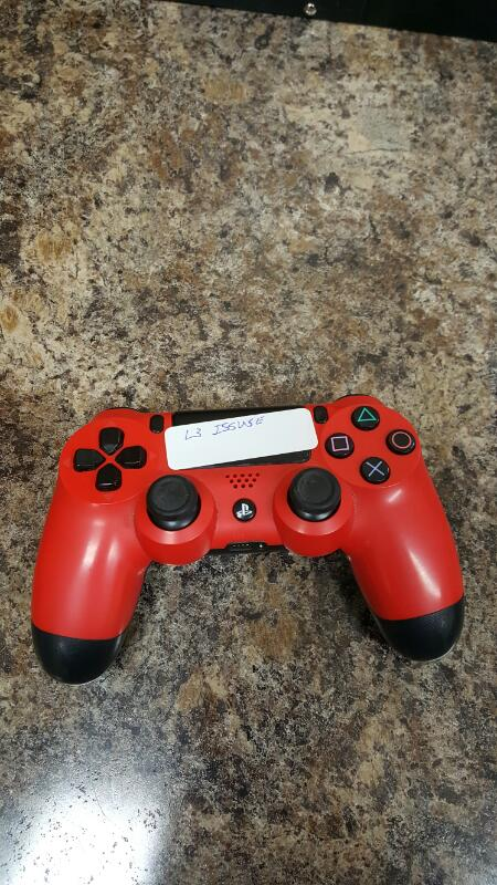 AS IS - Lot of 3 Genuine Sony PS4 CUH-ZCT1U Wireless Controller - AS IS