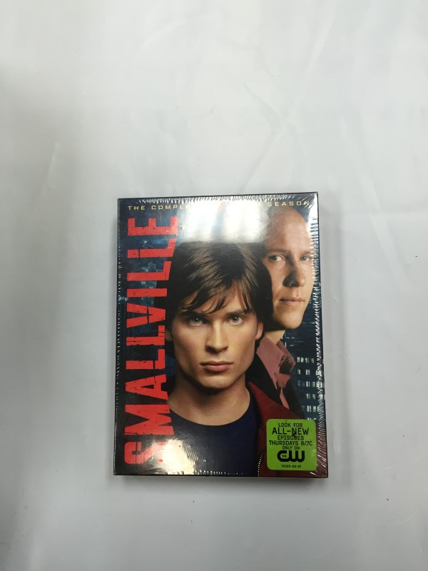 SMALLVILLE The Complete Fifth Season Brand New Dvd Box Set!