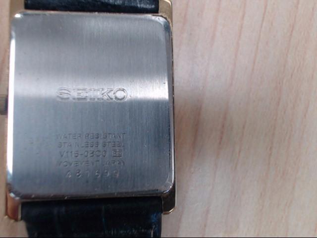 SEIKO Gent's Wristwatch V115-OBCO