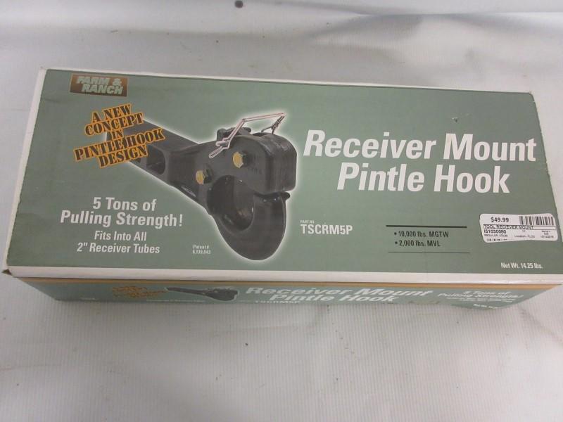 Misc Automotive Tool RECIEVER MOUNT