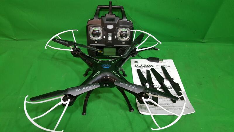 YIBOO UJ305 Raptor 305 Radio Controlled Drone
