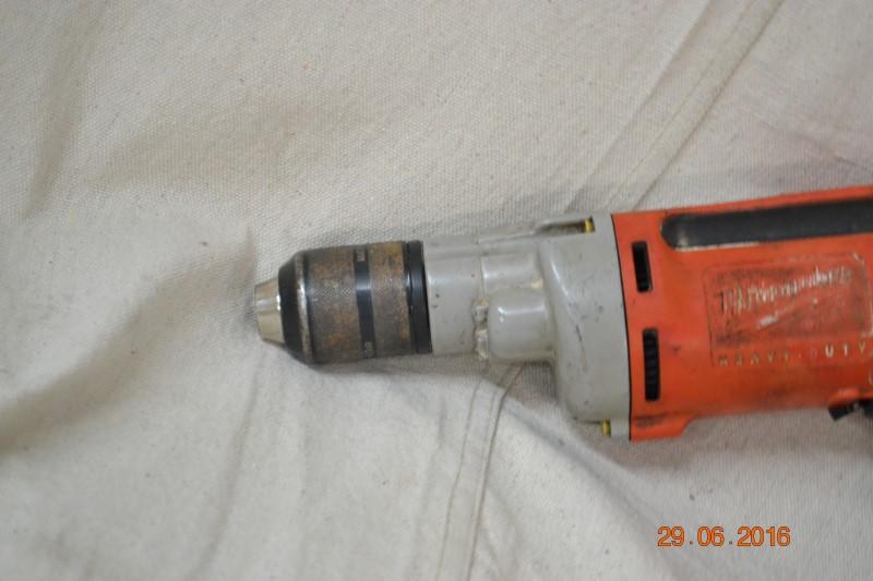 MILWAUKEE Corded Drill 0302-20