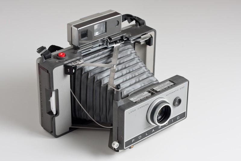 POLAROID Film Camera LAND CAMERA
