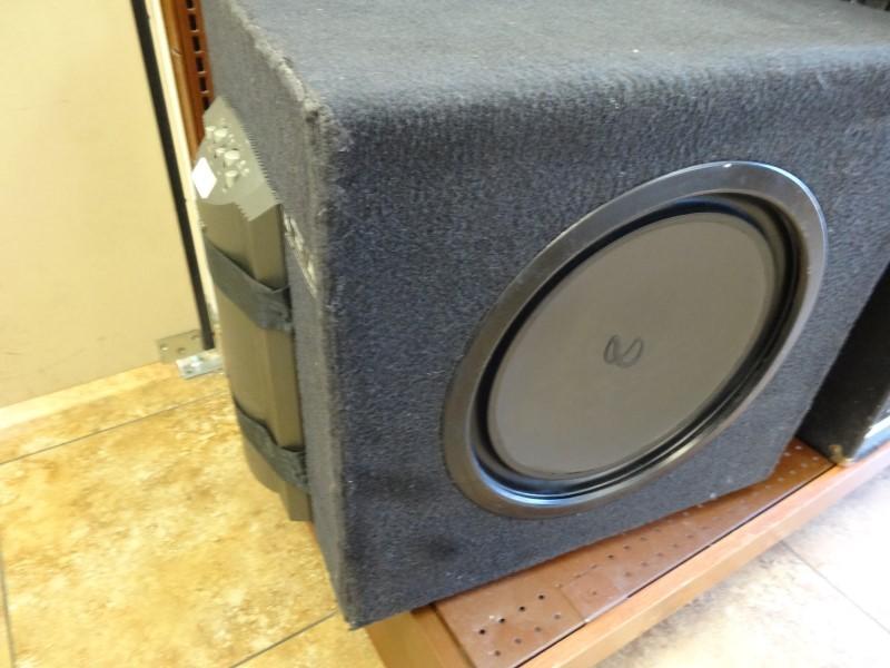 INFINITY Amplifier HPS1000