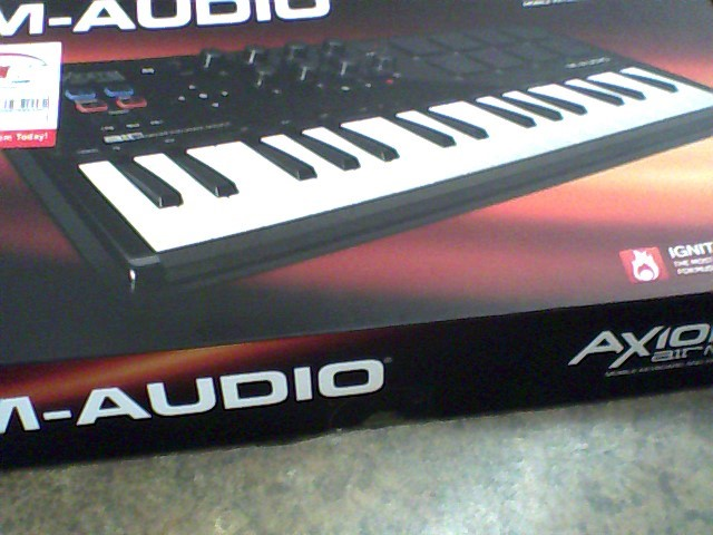 M AUDIO Musical Instruments Part/Accessory