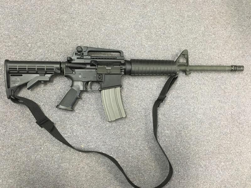 Bushmaster - M4A3 Patrolman's Carbine - 5.56/.223