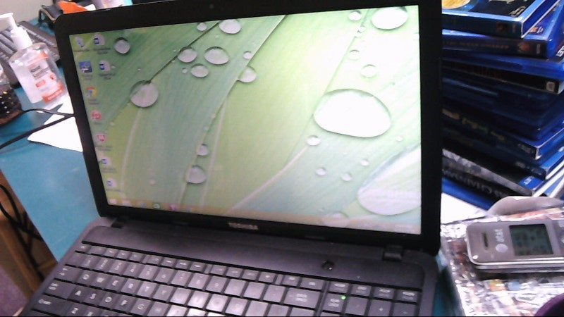 TOSHIBA Laptop/Netbook C855D-S5303