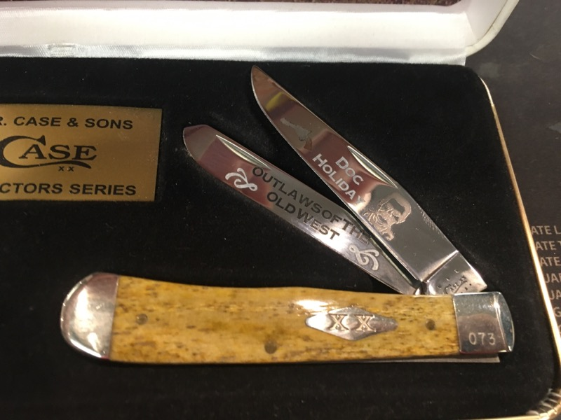 CASE KNIFE Pocket Knife XX 6254 SS