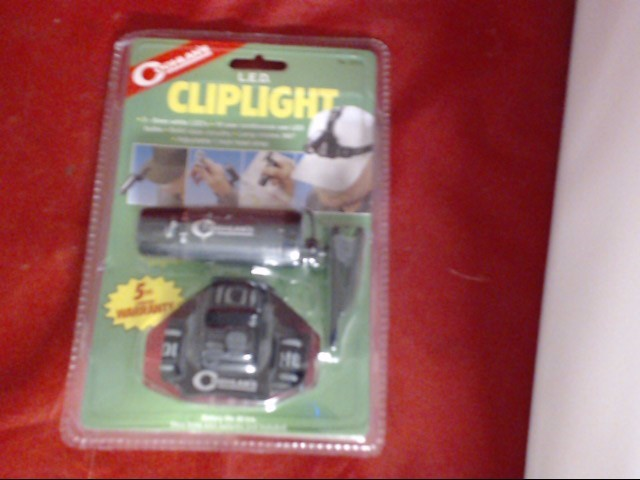 COGHLANS Work Light CLIPLIGHT