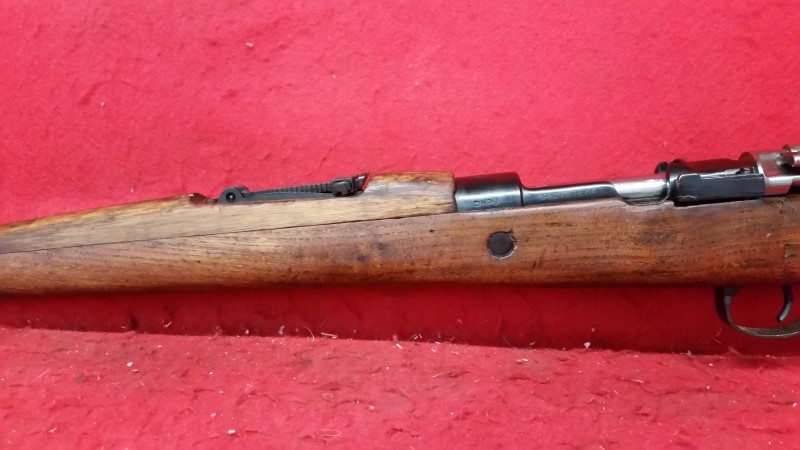 Yugo Model 48 Bolt Action 8mm Rifle Matching Serial Numbers