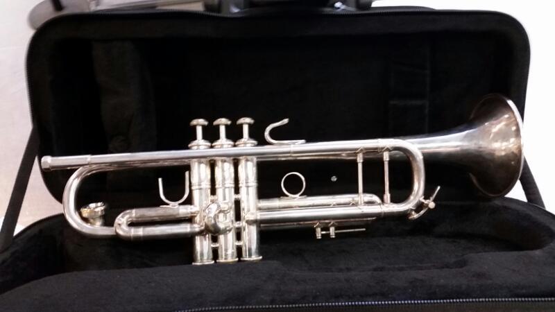 VINCENT BACH Trumpet/Cornet MODEL 37 TRUMPET