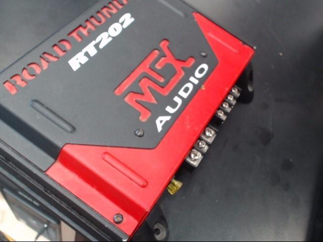 MTX AUDIO Car Amplifier RT202