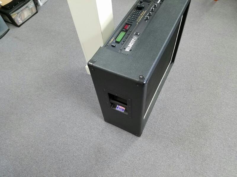 DIGITECH GSP2101+Rocktron 120+Custom BLB Cabinet