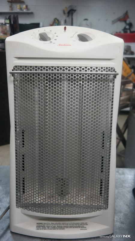 SUNBEAM Heater SQH310