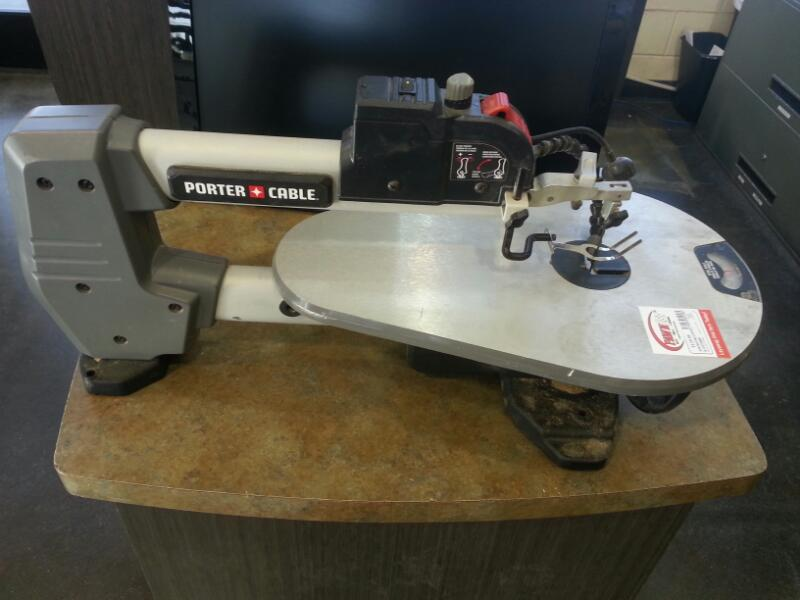 PORTER CABLE Scroll Saw PCB375SS