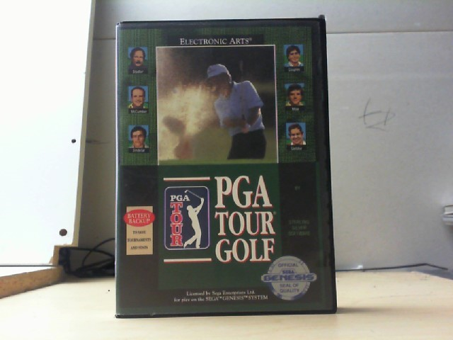 SEGA Sega Game PGA TOUR GOLF 3