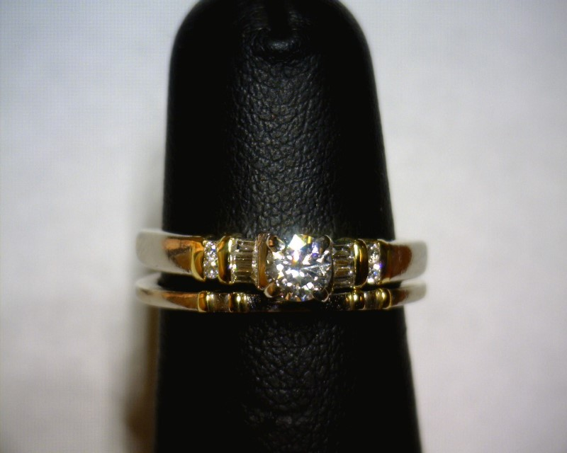 Lady's Platinum-Diamond Wedding Band 11 Diamonds .40 Carat T.W. 950 Platinum