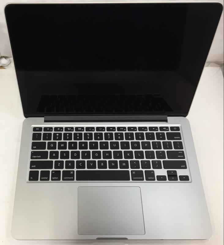 APPLE MACBOOK PRO A1502/ME864LL/A INTEL CORE I5 2.4 GHZ, 4GB RAM
