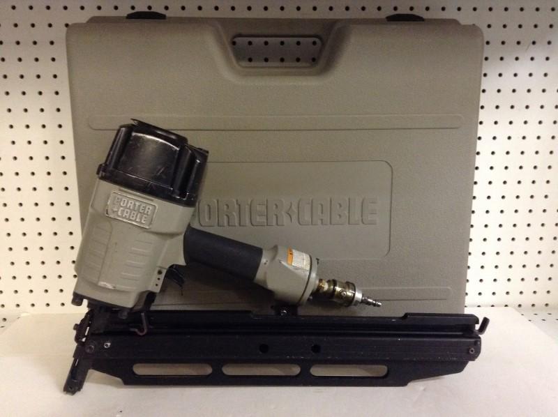 PORTER CABLE Nailer/Stapler FR350