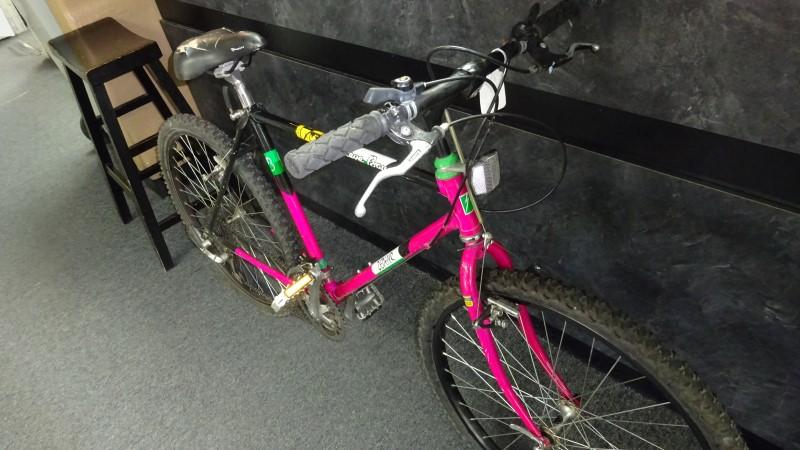 STEVE BAUER Road Bicycle ZEPHYR