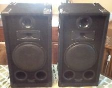 JENSEN 3-WAY SPEAKERS JP1300