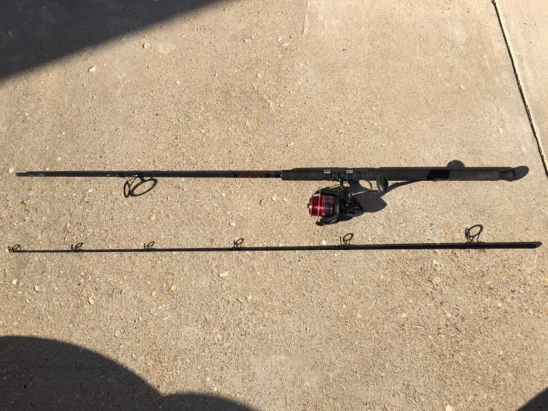 PENN FIERCE FRC8000 FISHING REEL