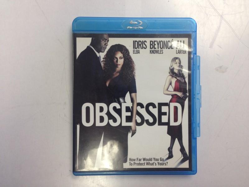 Obsessed (Blu-ray Disc, 2009, 2-Disc Set)