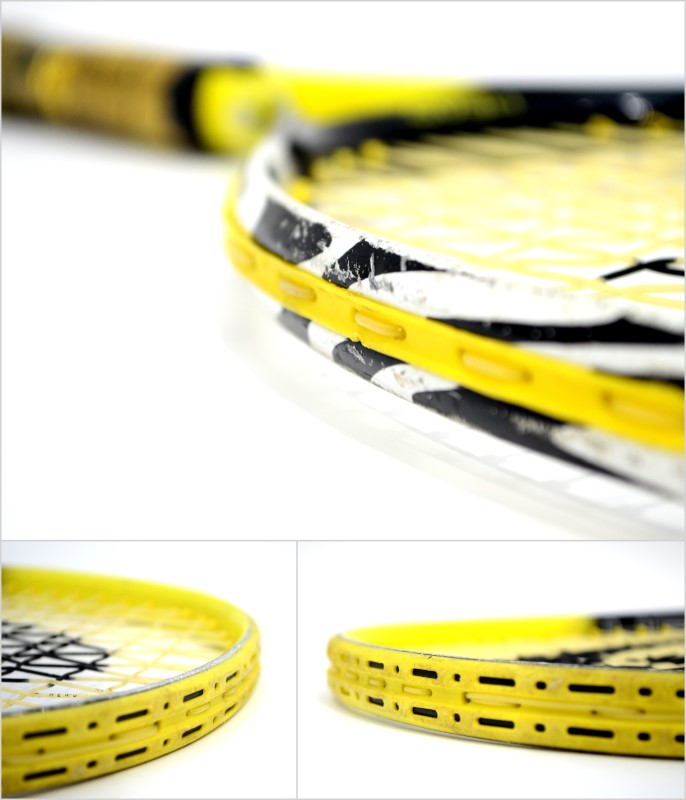 Head Pair of Two Tennis Rackets 1 Adult Ti. Radica, 1 Youth Agassi>