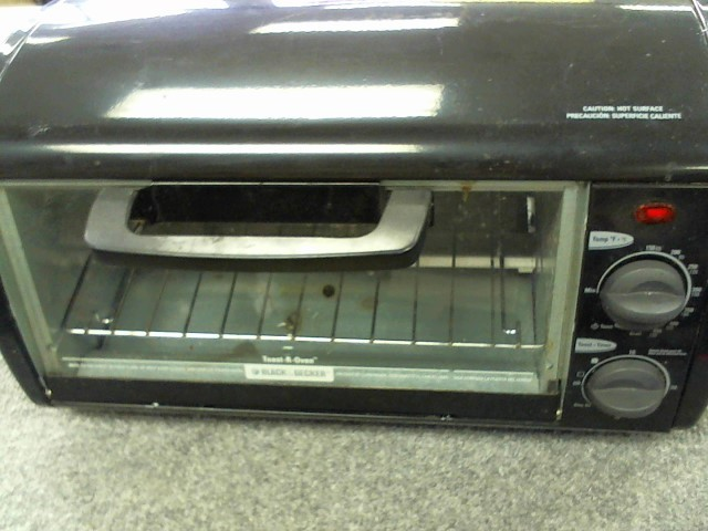 BLACK&DECKER Toaster Oven T01412B