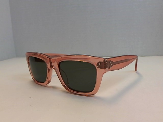 Celine 41732 Sunglasses Color 0O1F Translucent Orange