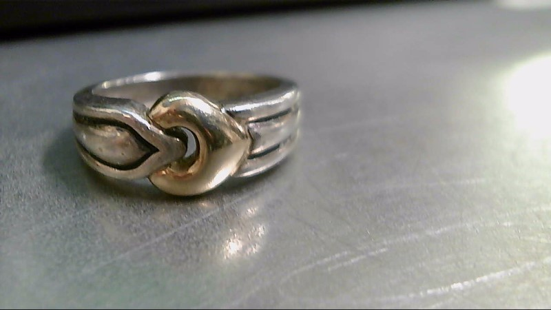 Lady's Silver Ring 925 Silver 7.6g