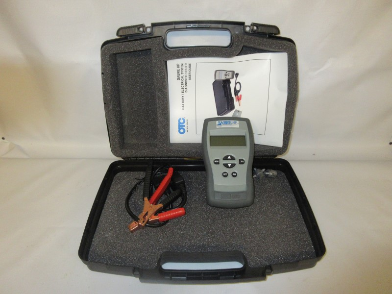 SABRE HP BATTERY & ELECTRICAL SYSTEM DIAGNOSTIC TESTER