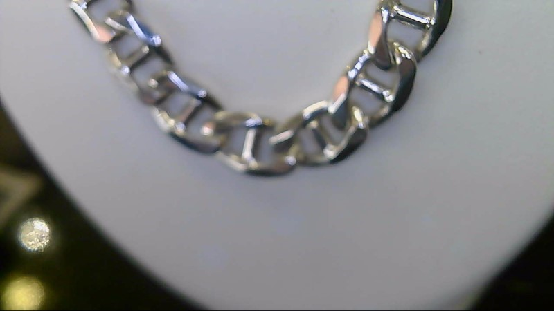 sterling silver 925 20inch anchor link chain