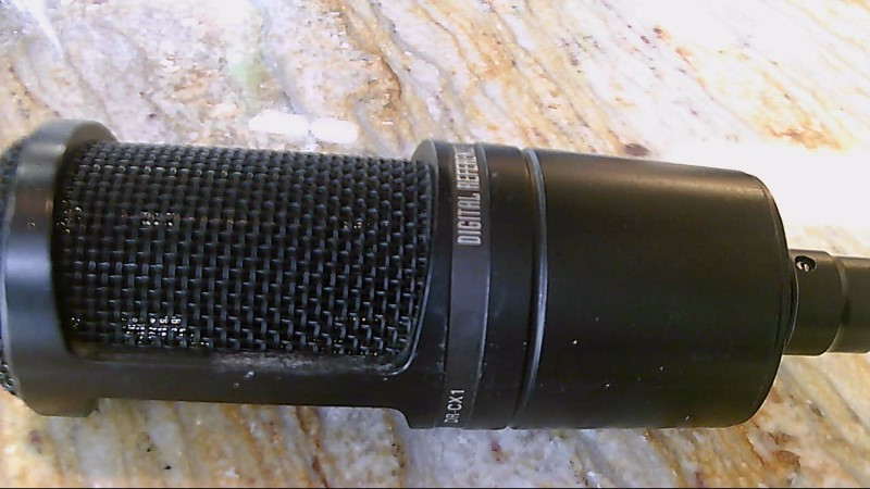 Digital Reference Model DR-CX1 Microphone