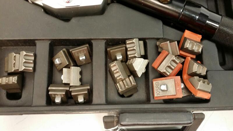 MASTER COOL Miscellaneous Tool 71500 HYDRA KRIMP