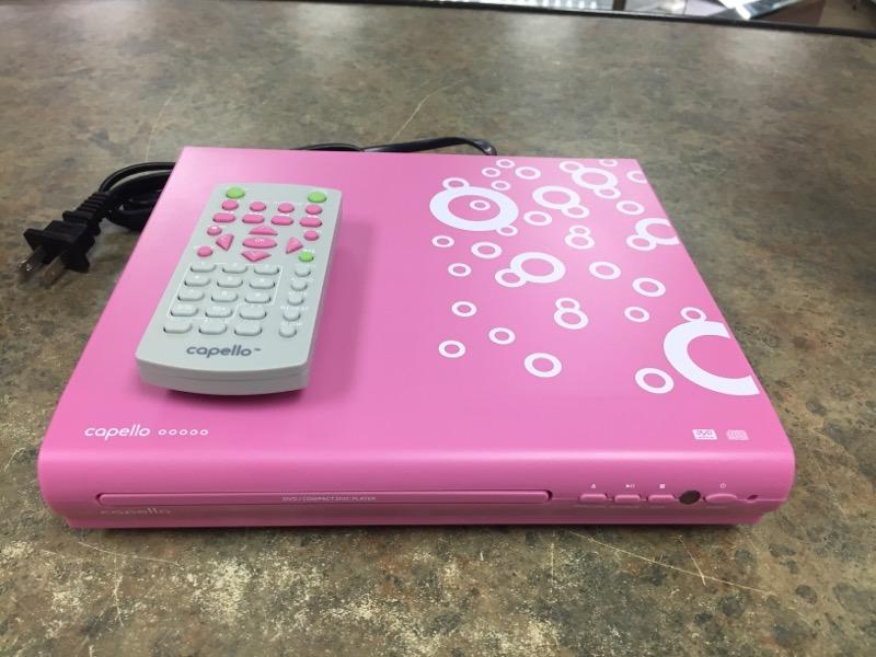 CAPELLO DVD Player CVD2216PNK