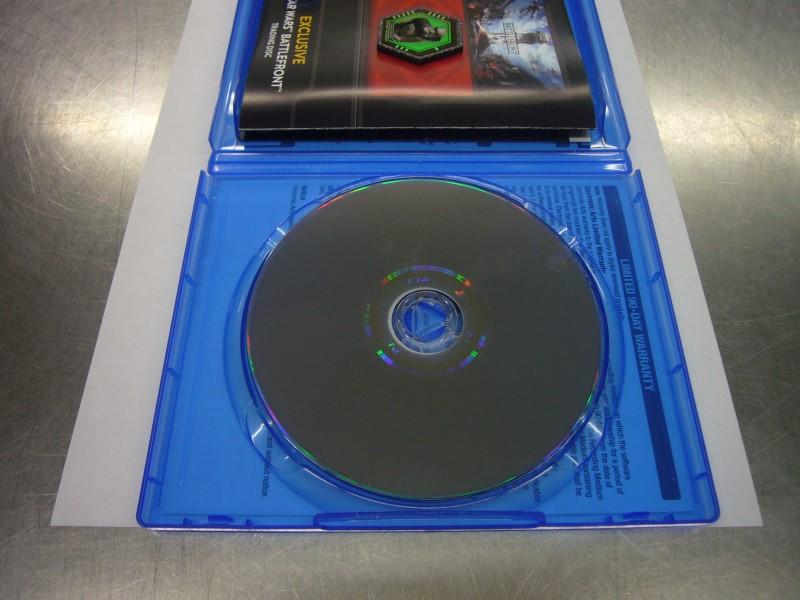 SONY PlayStation 4 Game STAR WARS BATTLEFRONT