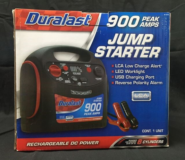 DURALAST Battery/Charger BP-DL900
