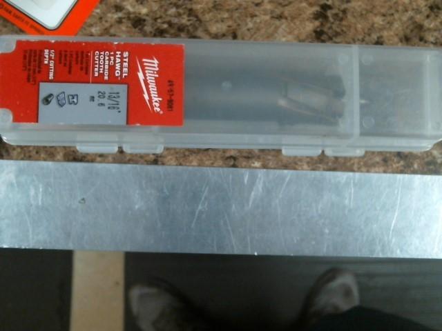 MILWAUKEE Drill Bits/Blades 49-57-8093