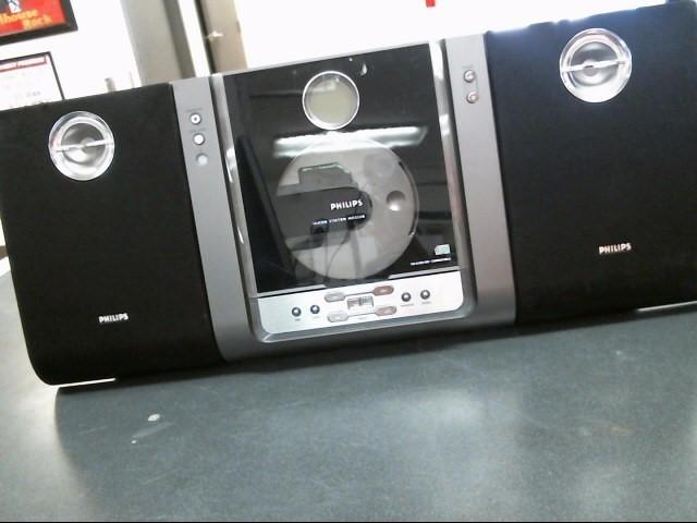 PHILIPS CD Player & Recorder MC235B/37