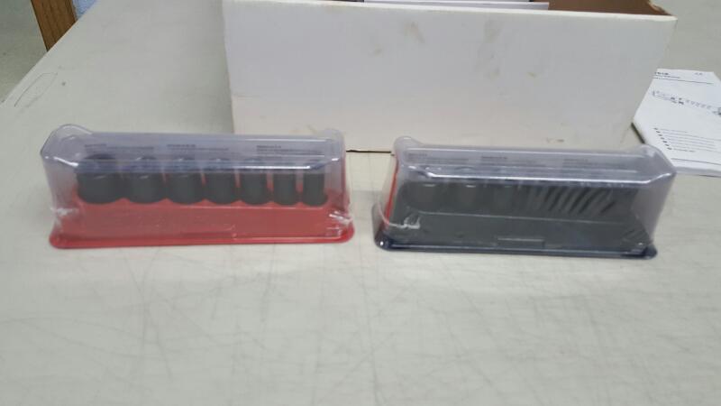 Snap-On 14.4V MicroLithium Cordless Kit CK761RILSKTS Ratchet, Impact