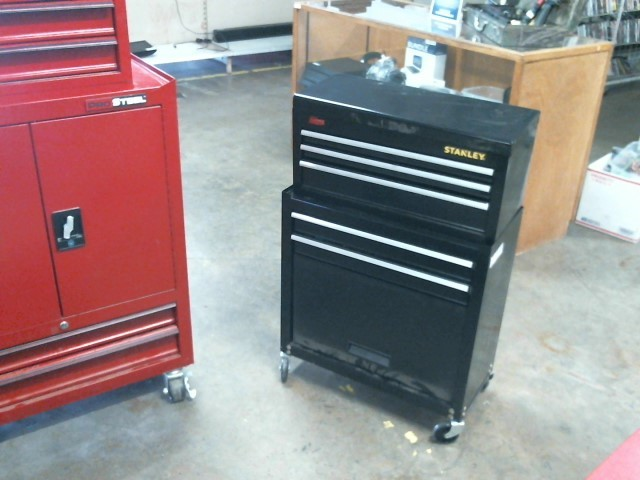 STANLEY Miscellaneous Tool TOOL BOX WITH TOOL