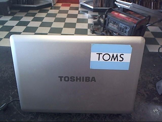 TOSHIBA Laptop/Netbook SATELLITE L455-S5975