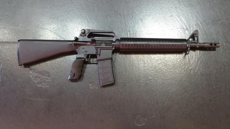 NEW FRONTIER ARMORY Rifle G-15 MULTI