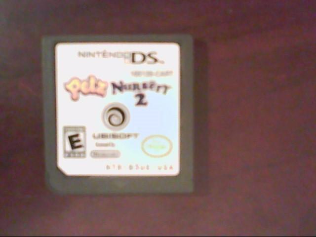 NINTENDO DS Game PETZ NURSERY 2