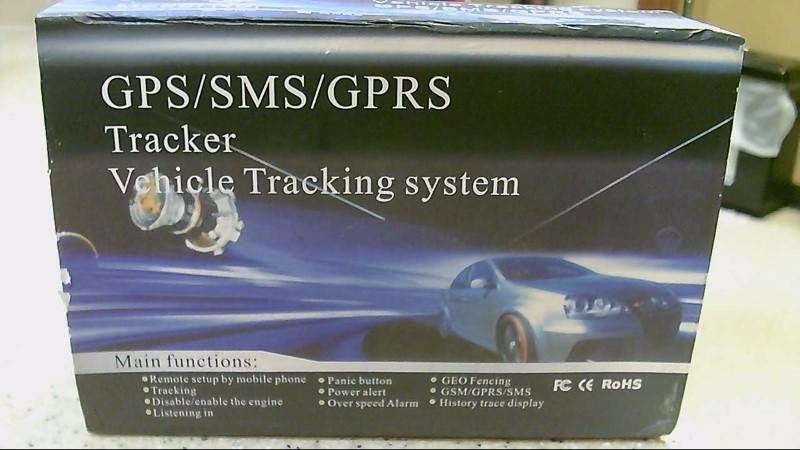 ROHS GPS System GPS/SMS/GPRS