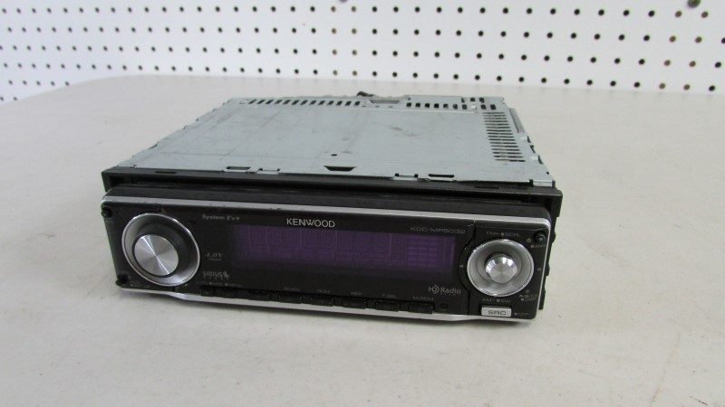 KENWOOD Car Audio KDC-MP5032