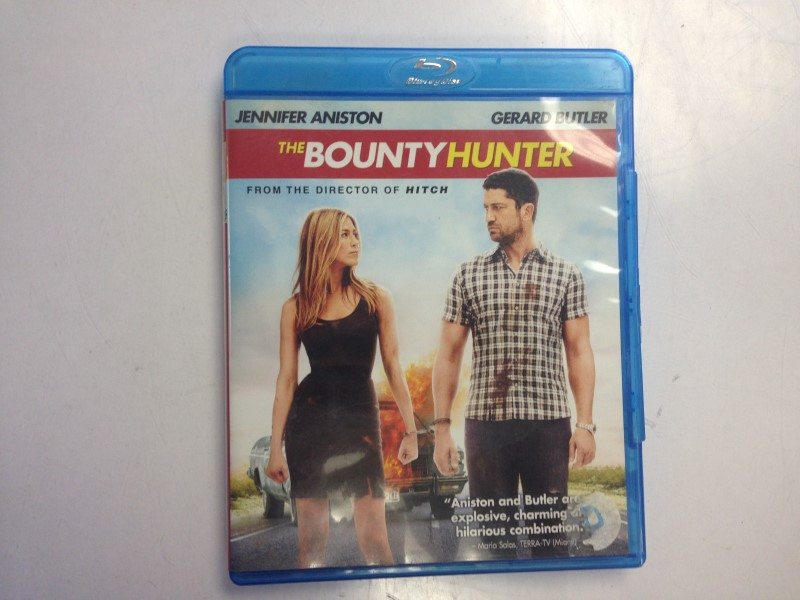 The Bounty Hunter (Blu-ray Disc, 2010)